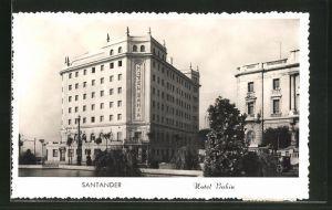 AK Santander, Hotel Bahia