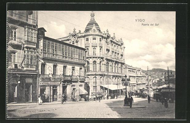 AK Vigo, Puerta del Sol