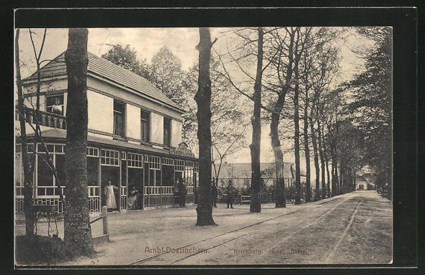 AK Ambt-Doetinchem, Hotel