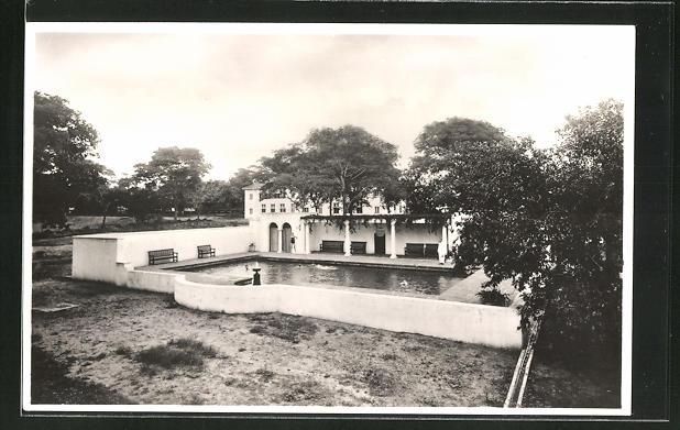 AK Victoria Falls, Victoria Falls Hotel, Swimming Pool in the grounds