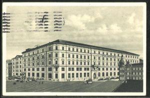 AK Olmütz, Hotel Narodni Dum