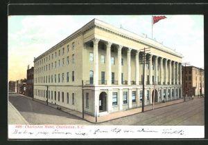 AK Charleston, SC, Charleston Hotel