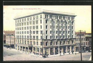 AK Montgomery, AL, New Exchange Hotel