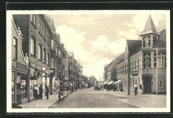 AK Herning, Bredgade