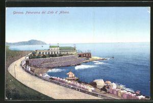 AK Genova, Panorama del Lido d' Albaro