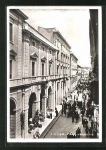 AK Chieti, Corso Marrucino