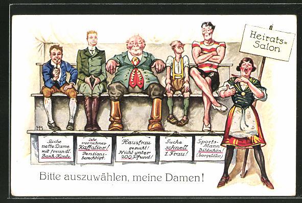 Künstler-AK Hans Boettcher:
