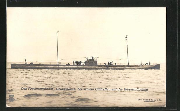 AK Frachttauchboot