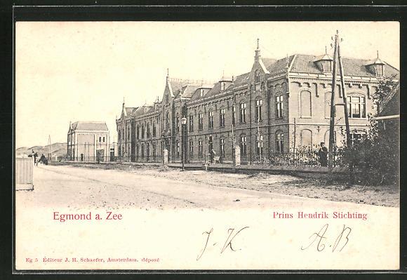 AK Egmond aan Zee, Prins Hendrik Stichting