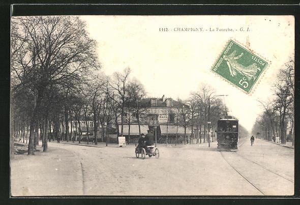 AK Champigny, La Fourche 0