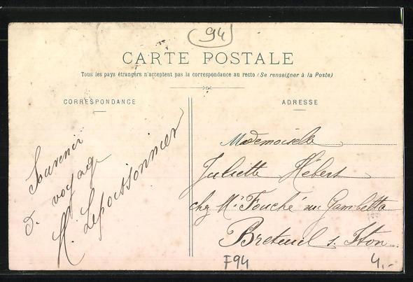 AK Champigny, La Fourche 1