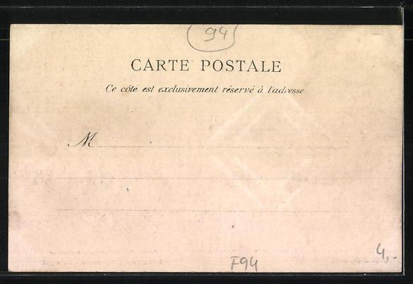 AK Vincennes, Garde Republicaine, Infanterie 1