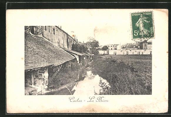 AK Cachan, La Bievre