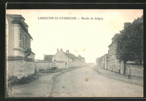 AK Laroche-St-Cydroine, Route de Joigny 0