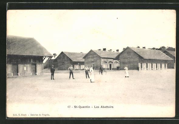 AK St-Quentin, Les Abattoirs 0
