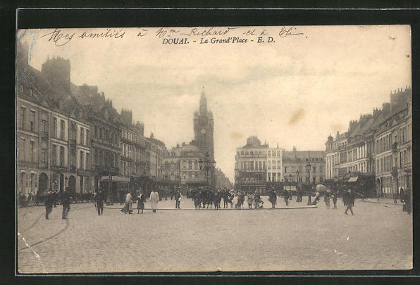 AK Douai, La Grand'Place 0