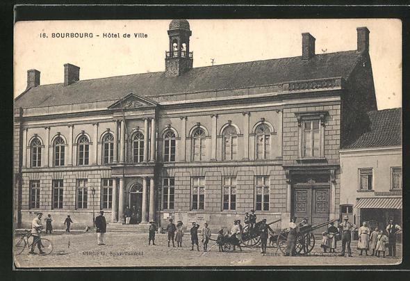 AK Bourbourg, Hotel de Ville 0