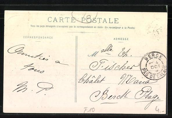 AK Troyes, Concours de Peche du 17 Juin 1906, Defile des Pecheurs 1