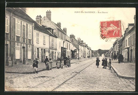 AK Pont-St-Maxence, Rue Neuve 0