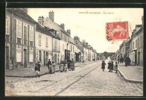 AK Pont-St-Maxence, Rue Neuve