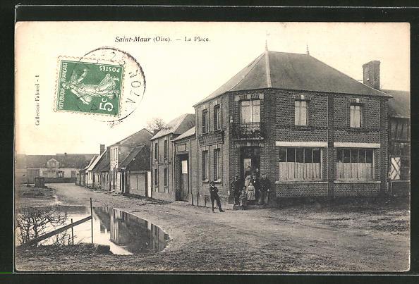 AK Saint-Maur, La Place 0