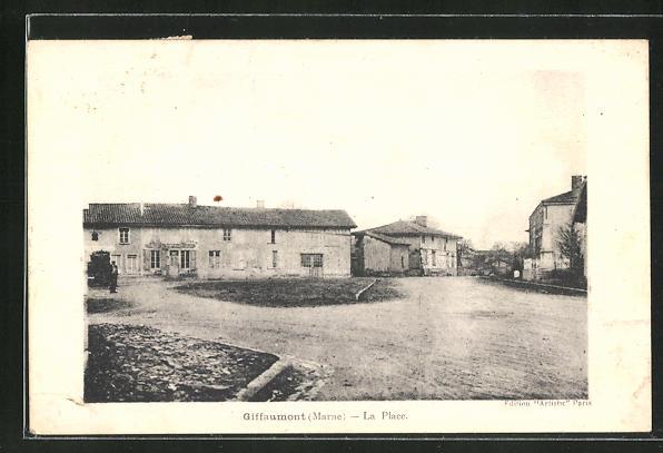 AK Giffaumont, La Place 0