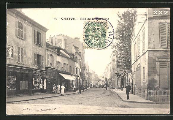 AK Chatou, Rue de la Pareisse 0