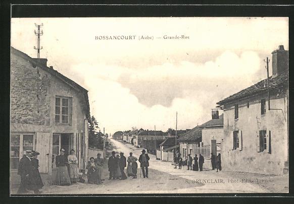 AK Bossancourt, Grande-Rue 0