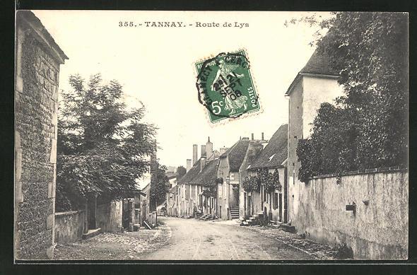 AK Tannay, Route de Lys 0