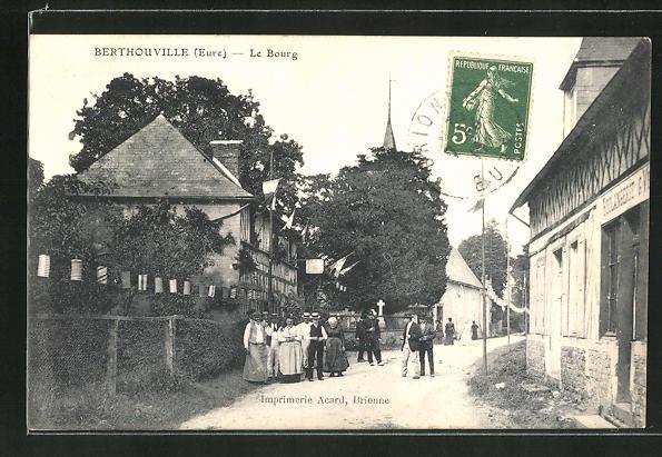 AK Berthouville, Le Bourg 0