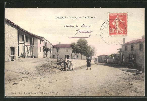 AK Dancé, La Place 0