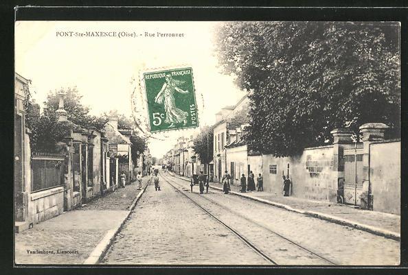 AK Pont-St-Maxence, Rue l'erronnet 0