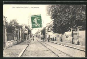 AK Pont-St-Maxence, Rue l'erronnet