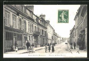 AK Pont-Sainte-Maxence, Mairie et Rue Neuve