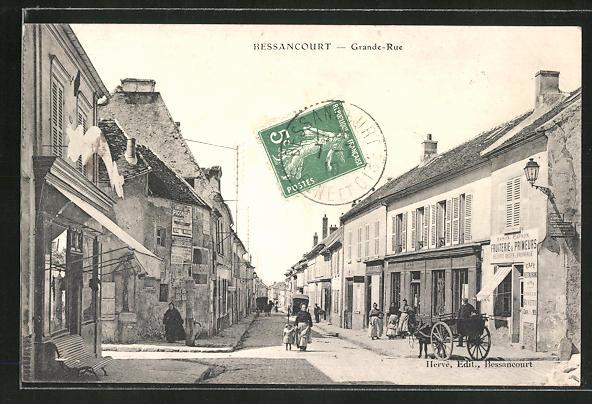 AK Bessancourt, Grande-Rue 0