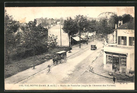 AK Val-Notre-Dame, Route de Pontoise 0