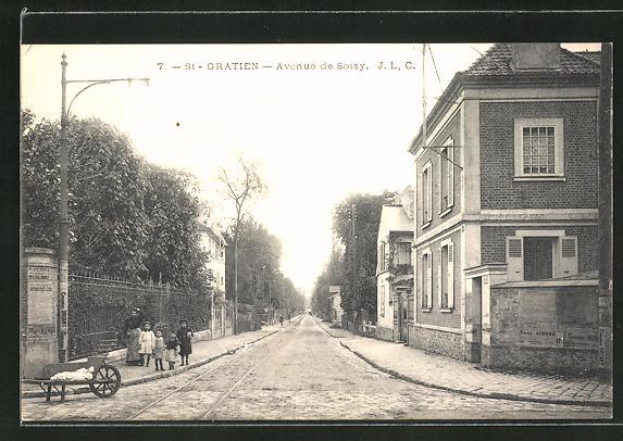 AK St-Gratien, Avenue de Soisy 0