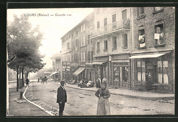 AK Cours, Grande rue 0