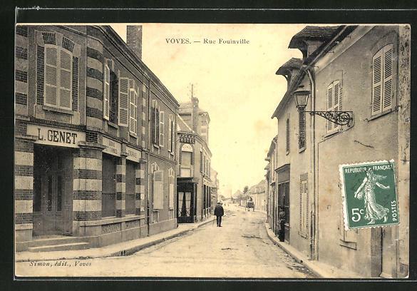 AK Voves, Rue Fouinville
