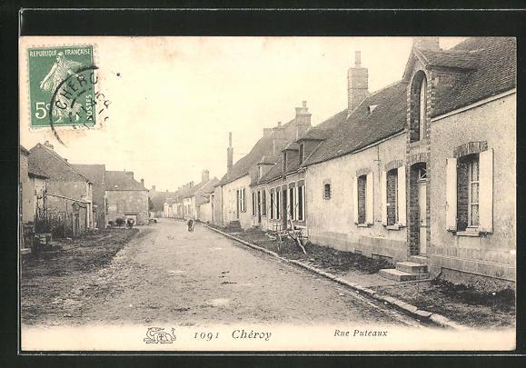 AK Cheroy, Rue Puteaux 0