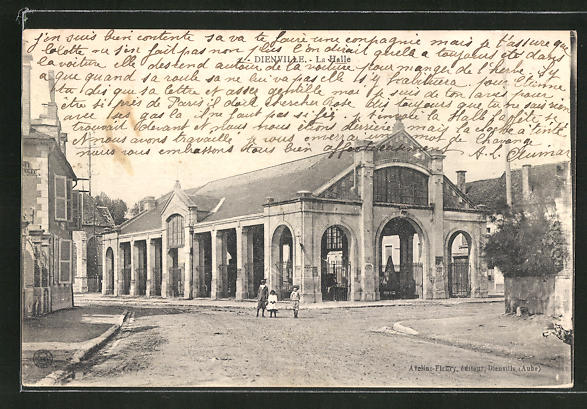 AK Dienville, La Halle