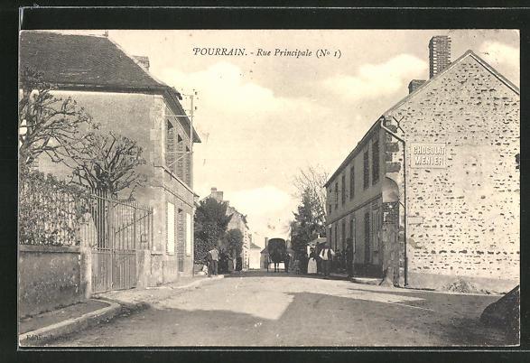 AK Pourrain, Rue Principale 0
