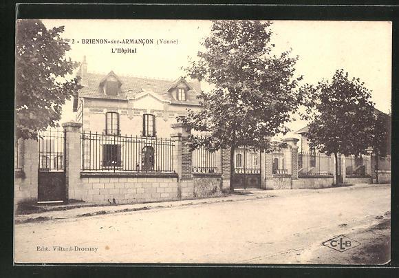 AK Brienon-sur-Armancon, L'Hopital 0