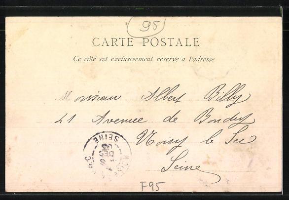 AK Pontoise, Abside de Saint-Maclou 1