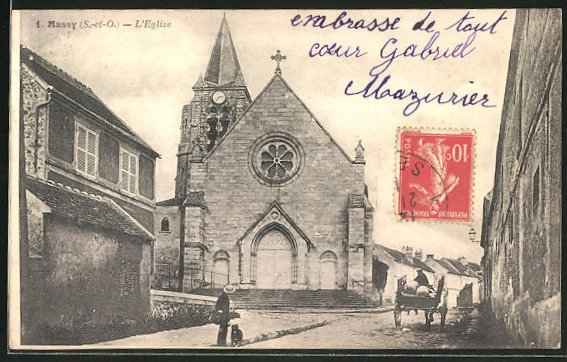 AK Massy, L'Eglise 0