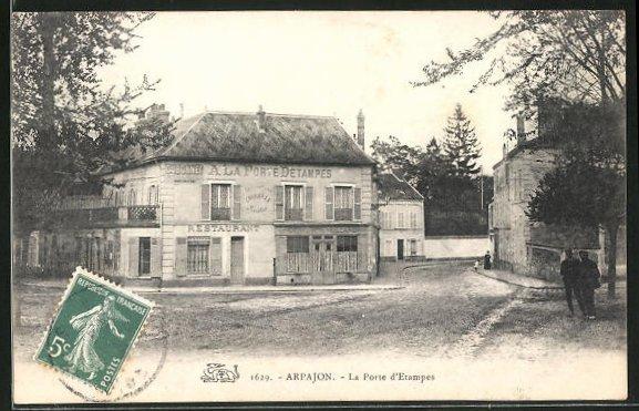 AK Arpajon, La Porte d'Etampes 0