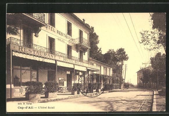 AK Cap-d'Ail, L'Hotel Soleil 0
