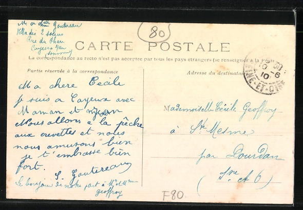 AK Cayeux-sur-Mer, La Digue 1