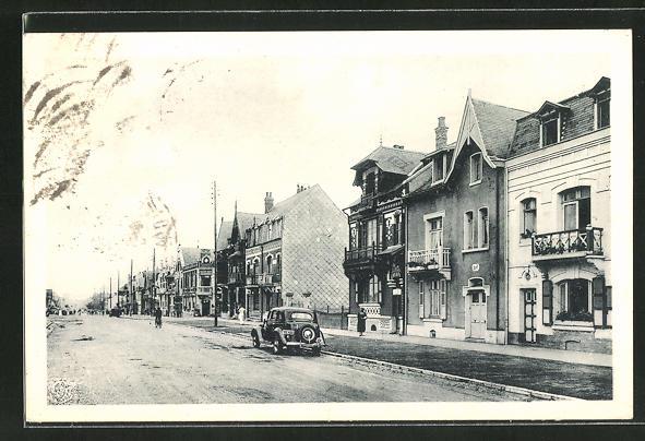 AK Fort-Mahon-Plage, Avenue de la Plage 0