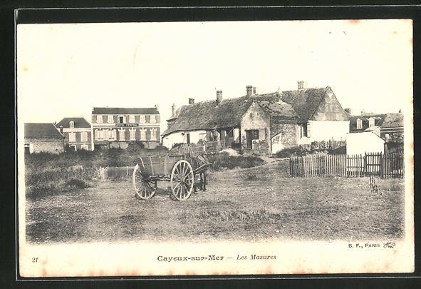 AK Cayeux-sur-Mer, Les Masures 0